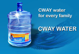 Distributor (18.9L Dispenser Water) at CWAY Water Science & Technology Company
