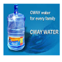 CWAY BOTTLE WATER