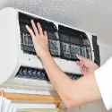 Servicing Of AC: Cleaning of Vent For ALL Split Unit