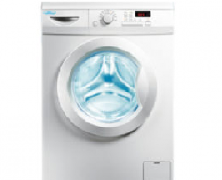 Haier Thermocool Front Load Washing Machine 10.2KG Silver