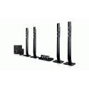 LG 1200W 5.1Ch. DVD-HTS LHD756W