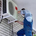 Installation of 1HP Air Conditioner