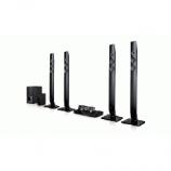 LG 1200W 5.1Ch. DVD-HTS LHD756