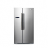 Hisense Side By Side Refrigerator RC-76 WS