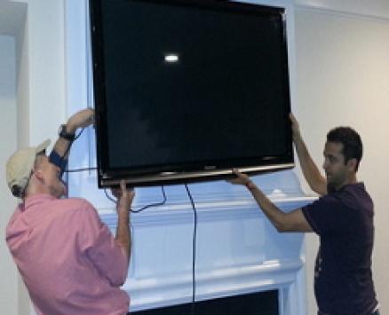 "TV (""20""-""24"") Installation service"