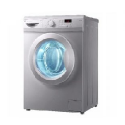 HAIER THERMOCOOL WASHMACHINE FRONTLOAD WD 8/5 KG SLV