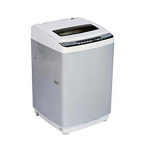 Haier Thermocool Top Load Automatic Washing Machine (6KG) TLA06 (Silver)