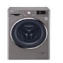 LG Washing Machine Front Loader 4J8FHP2S (9KG)