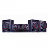 LG CJ45 XBOOM 720W Hi-Fi Entertainment System with Bluetooth® Connectivity