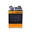 SCANFROST 2 BURNER, 2 Hotplates GAS COOKER – SFCK6222 NG