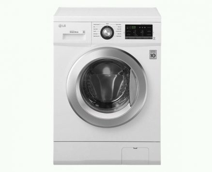 LG F2J5TNP3W / C5 WO Front Loader Washing Machine