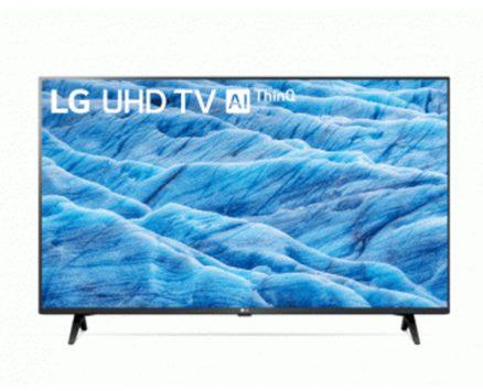 LG 43″Inch TV UM7340 Smart 4K TV